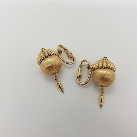 Napier Chandelier Ball Earrings