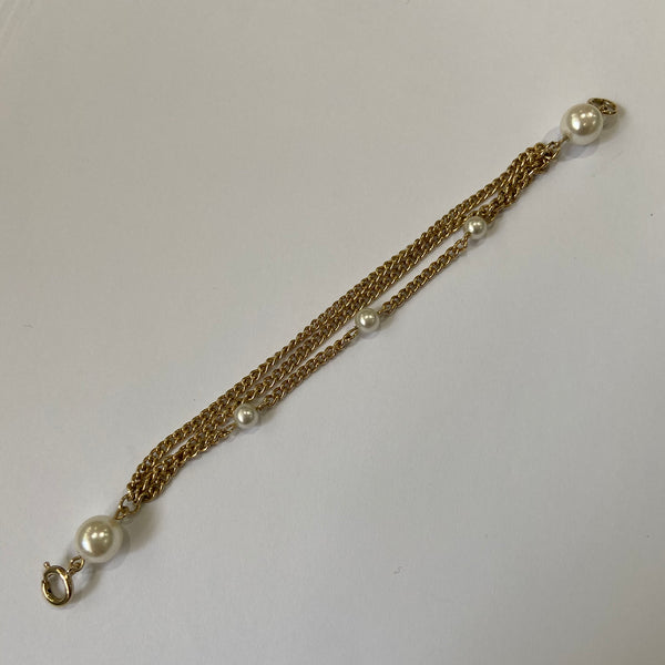 Charlotte three tier bracelet