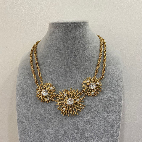 Coral Necklace by KJL