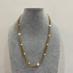 Charlotte Three-Tier  Necklace