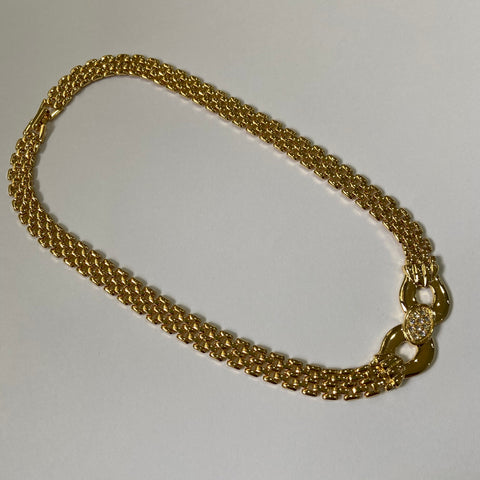 Elegant Chain Necklace