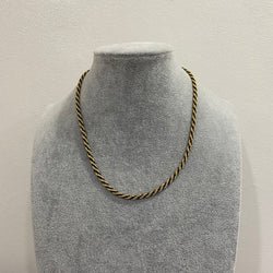 B & G necklace by Napier