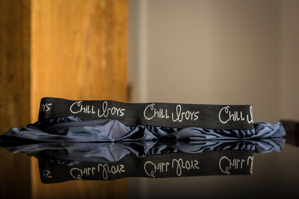 Chill Boys Performance Boxers - Famously Cool, Soft and Comfortable Men's Underwear
