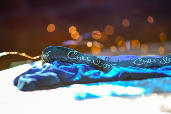 Chill Boys Bamboo Boxers - Famously Cool, Soft and Comfortable Men's Underwear