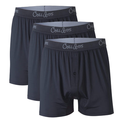 3-Pack Chill Boys Performance Boxers