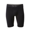 black bamboo boxer briefs with pouch