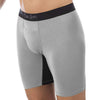 mens boxer briefs, gray bamboo men's boxer briefs