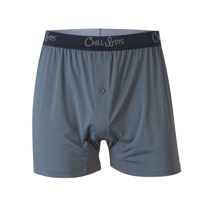 Chill Boys Performance Boxers - Cool, Soft, Breathable Men's Boxers