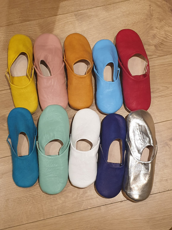 children slippers-Slippers-jaafar-Blue-24-MODA MEDINA
