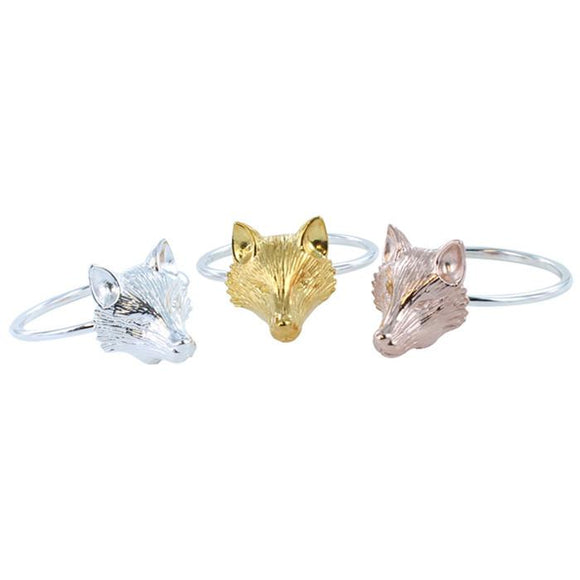 Fox MASK Ring - MODAMEDINA