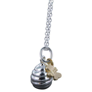 Honey Pot Necklace-Necklace-MODA MEDINA