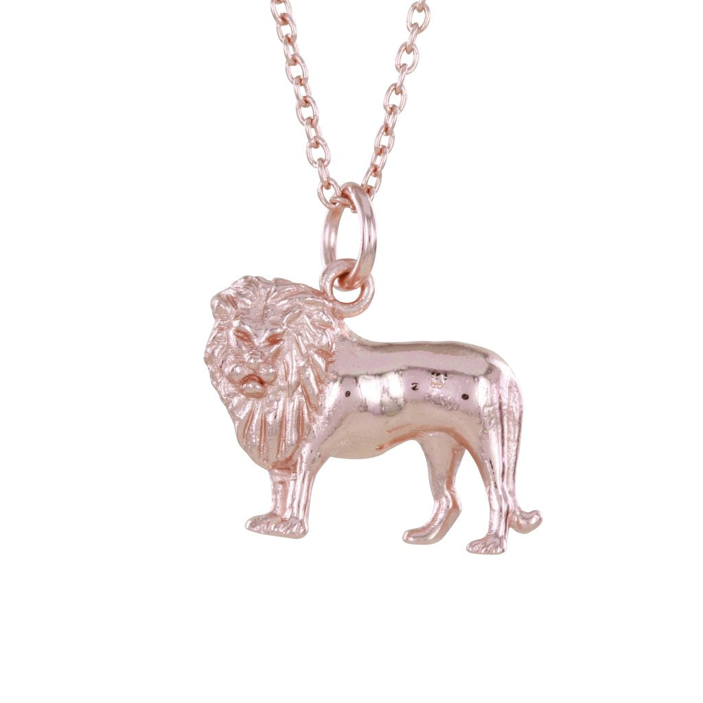 LION Necklace-Necklace-MODA MEDINA