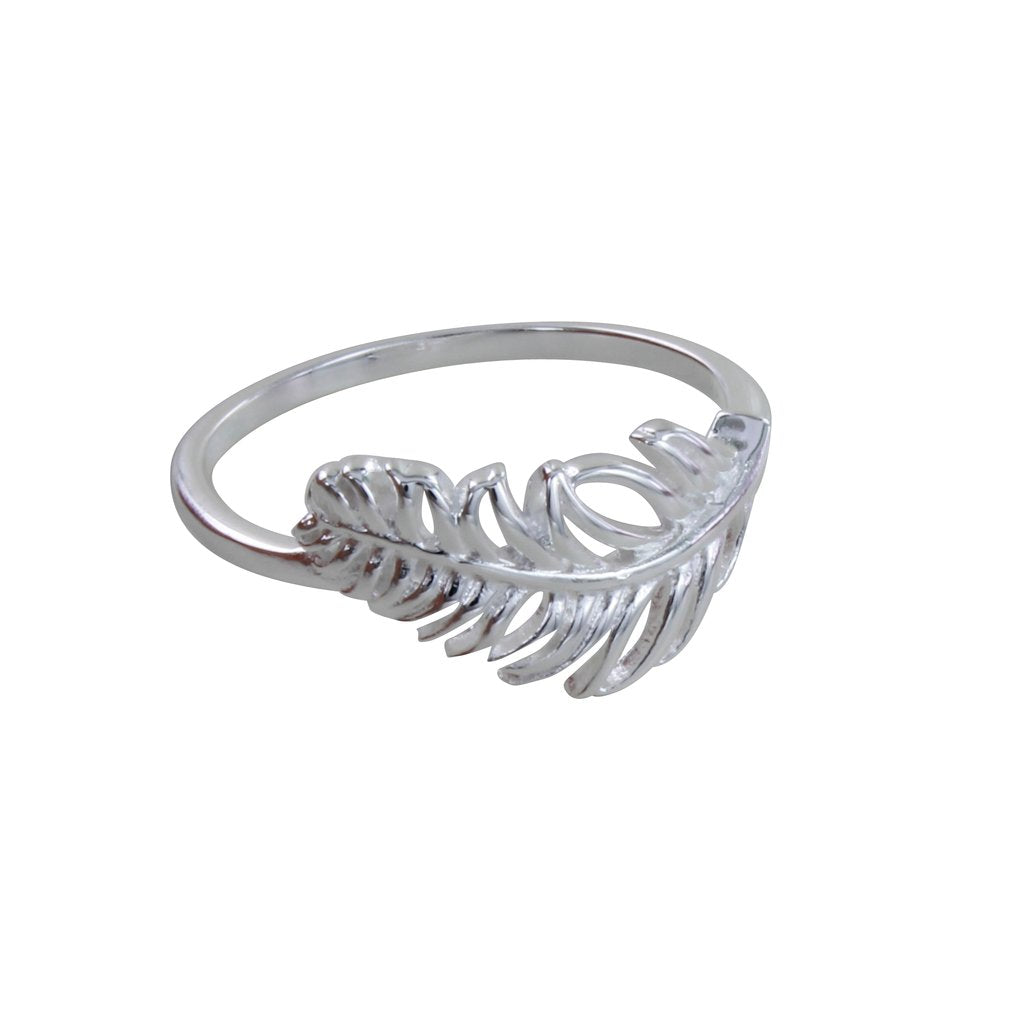 SETTLED FEATHER Ring-Ring-MODA MEDINA