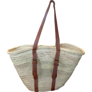 Towel Tote Bag FF-Basket Bag-MODA MEDINA