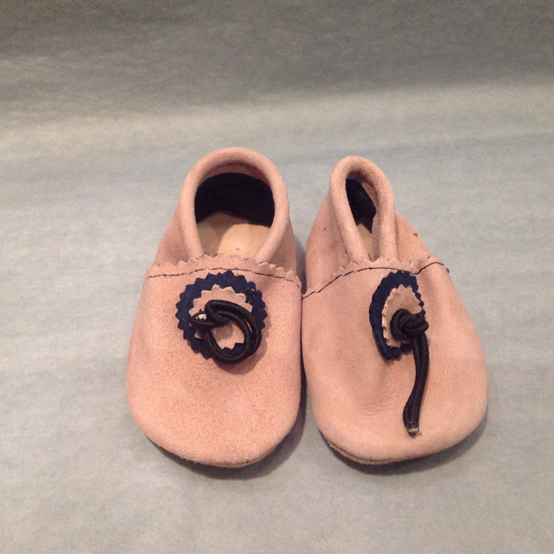 Baby Suede Slippers x-Slippers-MODA MEDINA