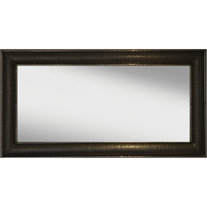 Mirror white metal rounded ff-Mirror-MODA MEDINA