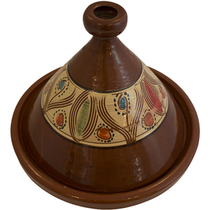 Terracotta Tagine FF-Kitchen-MODA MEDINA