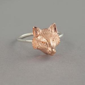 Fox MASK Ring ff-Ring-MODA MEDINA