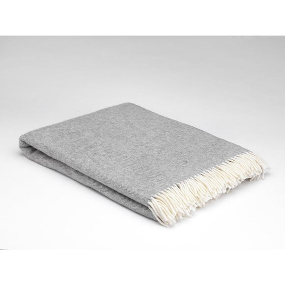Supersoft Lambswool throw blanket - MODAMEDINA