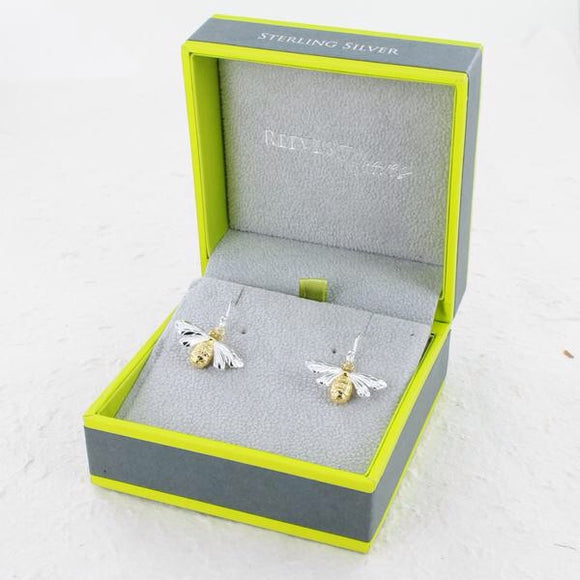 Queen Bee Earrings - MODAMEDINA