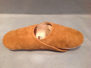 Men's Suede Slippers X-Babouches-MODA MEDINA