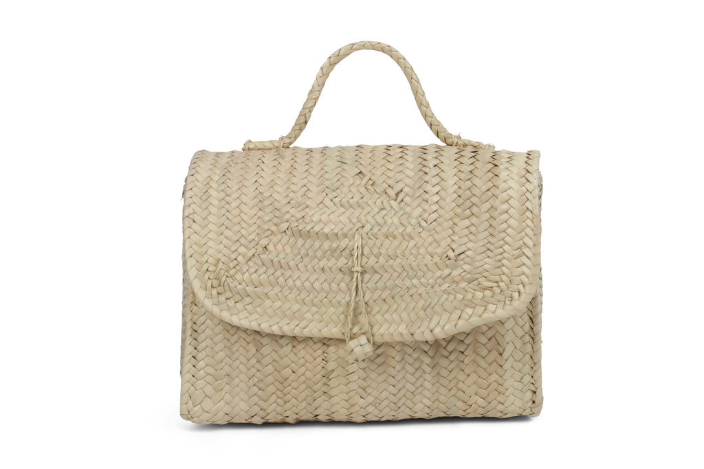 Wicker Handbag SALE-Basket Bag-MODA MEDINA