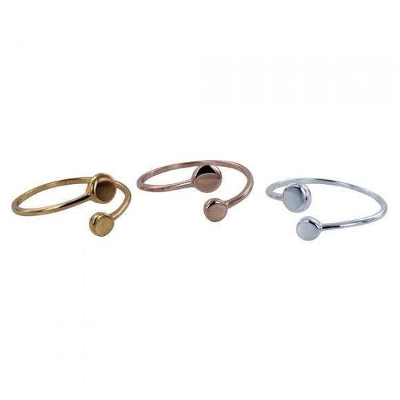 Dot to Dot Ring-Ring-Reeves & Reeves-Silver-MODA MEDINA