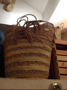 Plaited Basket Tote x