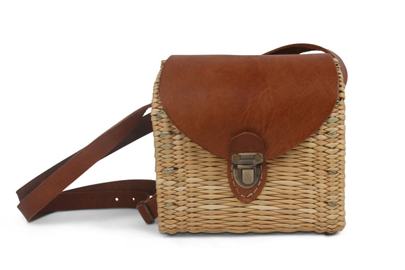 Friday Basket Bag - MODAMEDINA