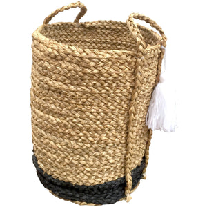 Dassie Braided Storage Bin SALE-Laundry Basket-MODA MEDINA