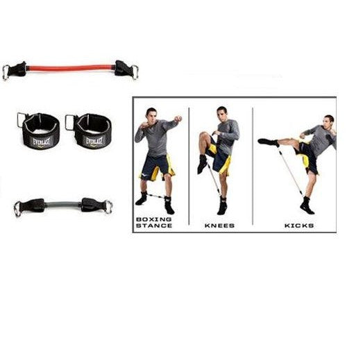 Everlast Fight Sports Ankle Resistance Bands
