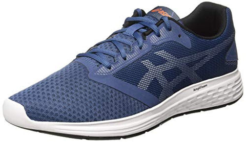 ASICS PATRIOT 10 Men's Running Shoes - Enjoy your weekly run in extra comfort with the ASICS Patriot 10 running shoe for men. Designed to help you run further, this shoe is jam-packed with technical features that work with you to help you go the extra mile. By online India.Cod available d