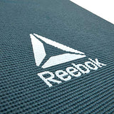 Reebok Yoga Mat, 4mm ( RAYG-11022DG,Dark Green )  https://thesweatshop.club/products/reebok-yoga-mat-4mm-rayg-11022dg-dark-green  Ideal for yoga, Pilates and general ground exercise; the Reebok 4mm Yoga Mat strikes a middle-ground between comfort and stability. The 4mm thick cushioned Yoga mat from Reebok is the perfect choice. 173 x 61cm in size.Buy online India.Cod available.D