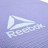 Ideal for yoga, Pilates and general ground exercise; the Reebok 4mm Yoga Mat strikes a middle-ground between comfort and stability. With a grippy non-slip texture, the mat increases traction during your poses for stronger, more effective workouts. 173 (L) x 61 Buy online India. Cod available d