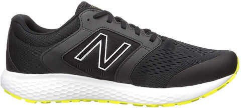 New Balance Men's 520v5  RUNNING SHOES ( M520CR5 , Black/Sulphur )