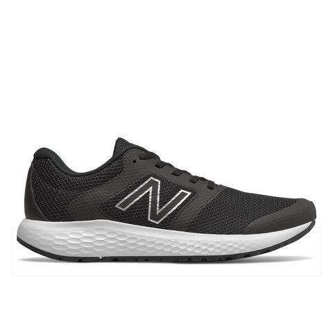 New Balance Men's 2E RUNNING SHOES ( ME420B1 , Black / Silver )  https://thesweatshop.club/products/new-balance-mens-2e-running-shoes-me420b1-black-silver  Superior breathability meets plush underfoot cushioning in the New Balance 420 running sneaker.Buy India online..Cod available. a