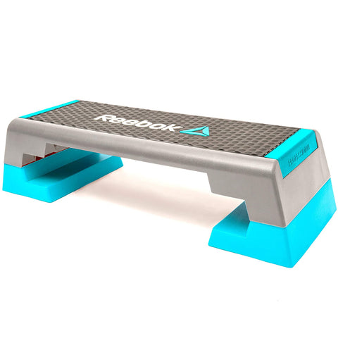 The Reebok Step is the original aerobic platform. Step features a rubber non-slip surface and gripped feet for a solid workout foundation. Height adjustable to three-positions, you're able to raise the platform to up the intensity of your training and broaden your exercise capabilities.Buy online India.COD available.a