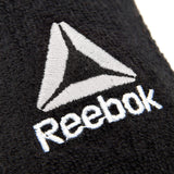 Reebok Sports Wristbands  https://thesweatshop.club/products/reebok-sports-wristbands  Reebok Sports Wristbands - Made from thick towelling material, the wrist sweatbands absorb sweat for reduced irritation. Easy to wash, the elasticated bands fit snug to your wrist for focussed training sessions. Contains 1 pair. Regular - 8cm Long - 12cm Colour Options : Black White Grey.buy online india.cod available…k