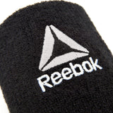 Reebok Sports Wristbands  https://thesweatshop.club/products/reebok-sports-wristbands  Reebok Sports Wristbands - Made from thick towelling material, the wrist sweatbands absorb sweat for reduced irritation. Easy to wash, the elasticated bands fit snug to your wrist for focussed training sessions. Contains 1 pair. Regular - 8cm Long - 12cm Colour Options : Black White Grey.buy online india.cod available…c