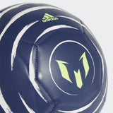 MESSI CLUB FOOTBALL A DURABLE ADIDAS BALL WITH THE MARK OF A GENIUS.  Messi logo on cover Requires inflation Buy Online India d