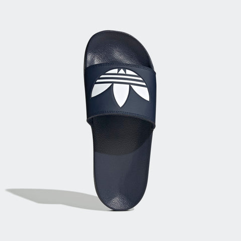 ADIDAS ORIGINALS MEN'S ADILETTE LITE SLIDES (FU8299,COLLEGIATE NAVY / …  https://thesweatshop.club/products/adidas-originals-mens-adilette-lite-slides-fu8297-collegiate-navy-cloud-white-collegiate-navy  ADIDAS ADILETTE LITE SLIDES - EASY SLIDES FOR WHEN YOU'RE OFF THE CLOCK. These Adilette Lite Slides free your feet. This pair features a super-soft footbed for an instantly comfy feel. There's an adidas Trefoil on top so you can feel sporty, even when you're lounging..bUY ONLINE India. cOD AVAILABLE.d