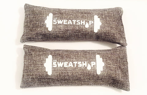 The SweatShop Bamboo Glove & Shoe Deodoriser