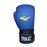 Everlast Premium Boxing Gloves Engineered for Heavy Nag Training &Mitt work. High-Quality PU Injection Moulded Foam Padding.Black / Blue / Red. 8oz / 10oz / 12oz .Buy online India b