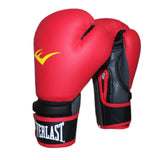 Everlast Premium Boxing Gloves Engineered for Heavy Nag Training &Mitt work. High-Quality PU Injection Moulded Foam Padding.Black / Blue / Red. 8oz / 10oz / 12oz .Buy online India i