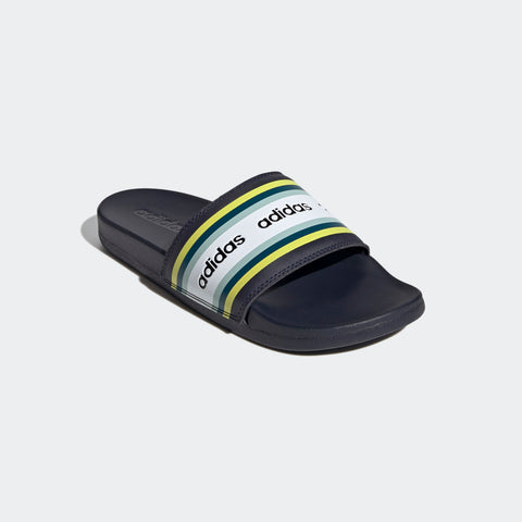 ADIDAS WOMEN'S ESSENTIALS FARM RIO ADILETTE COMFORT SLIDES ( EH0033, L…  https://thesweatshop.club/products/adidas-womens-essentials-farm-rio-adilette-comfort-slides-eh0033-legend-ink-shock-yellow-cloud-white  ADIDAS WOMEN'S ESSENTIALS FARM RIO ADILETTE COMFORT SLIDES ICONIC ADIDAS CUSHIONED SLIDES WITH STANDOUT GRAPHICS. These slip-ons have a soft lining and a contoured footbed for cruising comfort.Buy online India.COD available. e