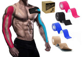 The SweatShop Kinesiology Tape  https://thesweatshop.club/products/the-sweatshop-kinesiology-tape-bulk-pack  Kinesiology Tape. Athletic Tape. KT Tape. Buy online India. COD available. e