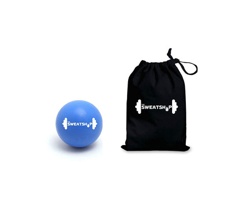 The SweatShop Lacrosse Ball and Peanut ball make ideal ideal tools for self myofascial release - trigger point therapy - massage therapy - mobility training and - post work out muscle recovery.  d