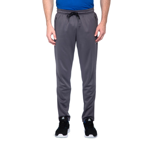REEBOK MEN'S Workout Ready Elitage Pants ( FK2110, ASH GREY )  https://thesweatshop.club/products/reebok-mens-workout-ready-elitage-pants-fk2110-ash-grey  Slip into these sweatpants and say hello to cozy comfort. As you take on the day, the slim fit wears close to cut bulk and keep your look sleek. The elastic waistband combines with a drawcord for a stay-put fit.bUY ONLINE INDIA.COD AVAILABLE.A