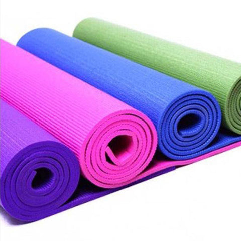 The SweatShop Yoga Mat - 4mm