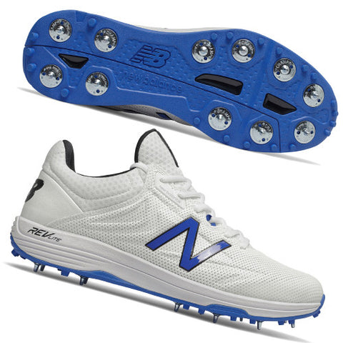 New Balance CK10BL4 Cricket Spike Shoes  https://thesweatshop.club/products/new-balance-ck10bl4-rubber-spike-cricket-shoes  The ultimate Batting & Fielding Shoe. Get ready to take to the field in the Cricket 10v3 Minimus, designed to fit like it was made for your foot. Shoe features synthetic/mesh upper with TPU reinforcement and FantomFit for unbeatable, ultra-light fit and support. Buy Online India. COD available.a